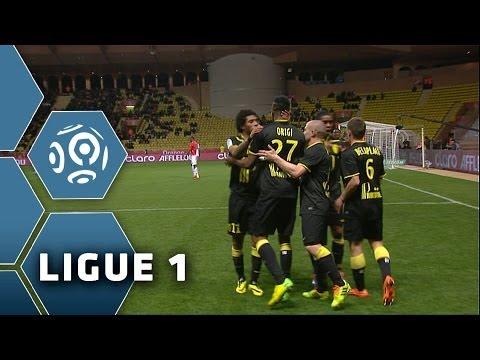 Goal Divock ORIGI (38') - AS Monaco FC-LOSC Lille (1-1) - 23/03/14 - (ASM-LOSC)