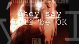 Miranda Lambert   Over You [Lyrics On Screen]