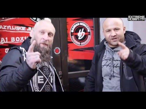 """""""Pampalini łowca talentów"""" czyli 5 edycja Extreme MMA Weekend Training Camp w Bielsku Białej"""