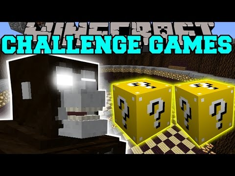 Minecraft: KING KONG CHALLENGE GAMES - Lucky Block Mod - Modded Mini-Game