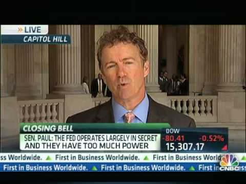 Rand Paul Takes On The Fed, Apple Witch-hunt, IRS & Benghazi Scandals