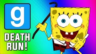 Gmodrun - Spongebob Parody Map! (Garry's Mod Sandbox Funny Moments)