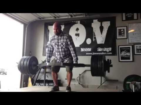 Jim Wendler - Trap Bar Image 1