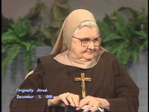 Mother Angelica Live Classic - Advent & Repentance -Dec 3, 1991