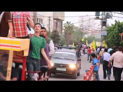 Fatah & Hamas Commit to End the Division - Palestine Celebrates - Gaza - Ken O'Keefe