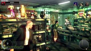 HITMAN 5 Absolution - Streets of Hope E3 2012 Playthrough (Commented) | 2012 | HD