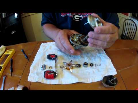 How to Oil and Lube a Baitcasting Reel
