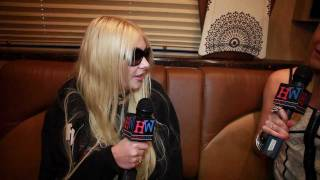20 Questions Interview With Taylor Momsen - Hollywire's Katie Krause