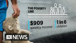 70% of people underestimate how many children in Australia live in poverty, charity says   ABC News
