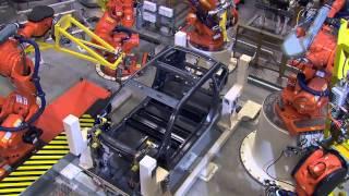 BMW i3 Factory Production Tour