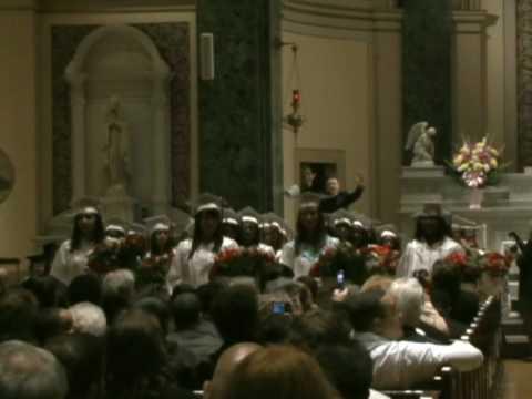 St Saviour High School Graduation Ceremony part 6