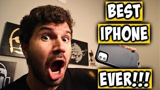 Best iPhone EVER! Face ID, Night Pictures & More! iPhone 11 Review!