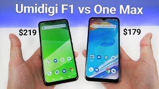 Umidigi F1 vs Umidigi One Max - Which is Better?