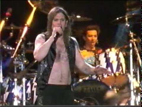 Ozzy Osbourne W zakk Wylde - Crazy Train Live video