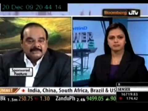 Power News- Interview of Mr. B G Raghupathy, Chairman, BGR Systems