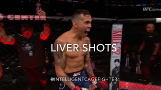 Liver Shots in MMA