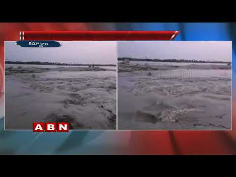 Tungabhadra Hospet Dam over flow | 50 Thousand Cusecs Water Released From 11Gates