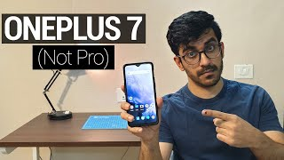 Why is no one talking about OnePlus 7 (not Pro)?