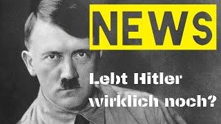 Mysterise Dokumente  Lebt Adolf Hitler wirklich no