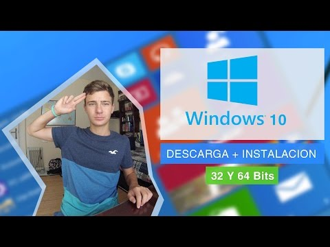 Descargar e Instalar Windows 10   32 y 64 Bits   Original & Tutorial en Español