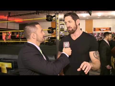 Bad News Barrett im Interview mit Sebastian Hackl: WWE hautnah – WrestleMania 31