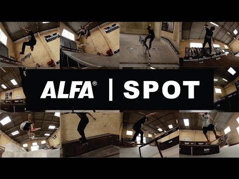 Alfa Spot 2 - Twins Skate Club