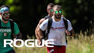 Rogue Iron Game - Ep. 8 / Ruck - Individual Event 3 - 2019 Reebok CrossFit Games