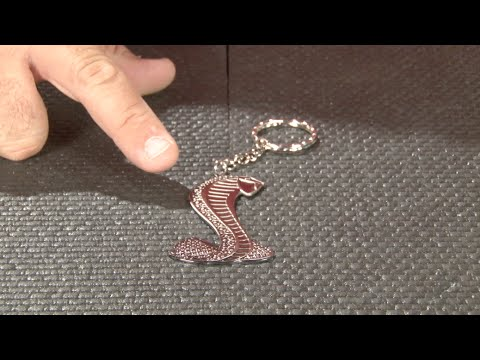 Ford Mustang Keychain Mustang Ford Cobra Keychain