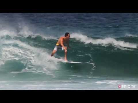 Jordy Smith - Bending Colours and Your Ear
