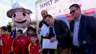 Family Sports Day - Siggiewi - Responsible Gaming Foundation
