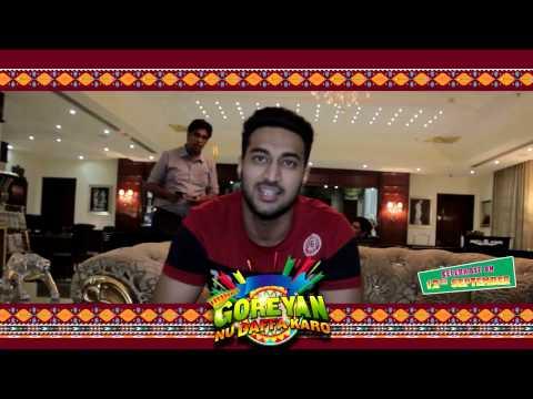 Promotional Tour Amritsar Day 2 | Goreyan Nu Daffa Karo | Amrinder...