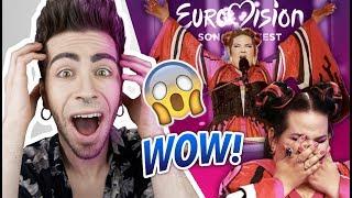 ISRAEL GANA EUROVISION 2018!🎉 (Review final)   MALBERT