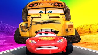 Disney Cars 3 Full Movie Video Game Driven to Win Part 3 - Miss Fritter Master Battle