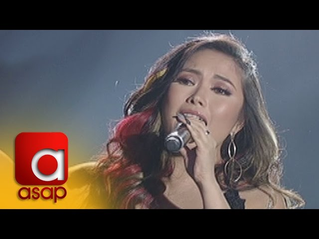 ASAP: Yeng Constantino celebrates her birthday!