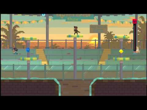 Super Time Force Ultra NG Any% Speed Run (29:49)