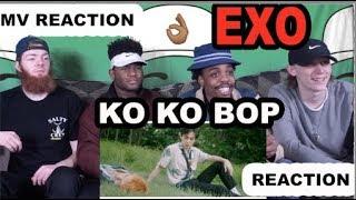 EXO (엑소) KO KO BOP [MV]   REACTION