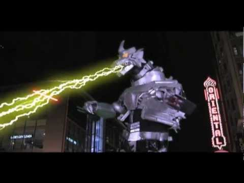 GODZILLA: BATTLE ROYALE (New 2012 Fan Film Trailer)