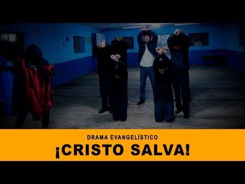 Teatro Cristiano Para Jovenes ╬ Evangelistico - Cristo Salva