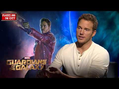 Guardians of the Galaxy Interview - Chris Pratt