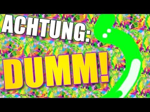 ACHTUNG: SCHRECK GEFAHR!