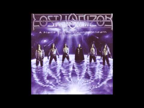 Lost Horizon - A Flame To The Ground Beneath video
