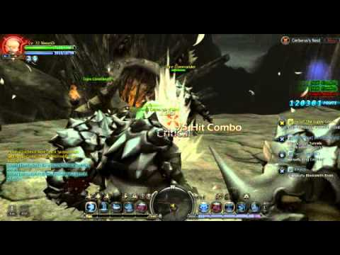 [TH Dragon Nest] Acrobat solo Cerberus nest [No Death : 14 min.]