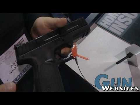 New S&W SD40 Pistol at 2010 NRA Show