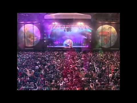 Michael Jackson - Heal The World - Live Dangerous Tour In Mexico...