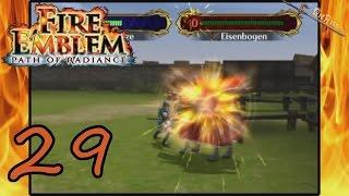Let's Play Fire Emblem: Path of Radiance [29] - Knappe Kiste [DE/HD]