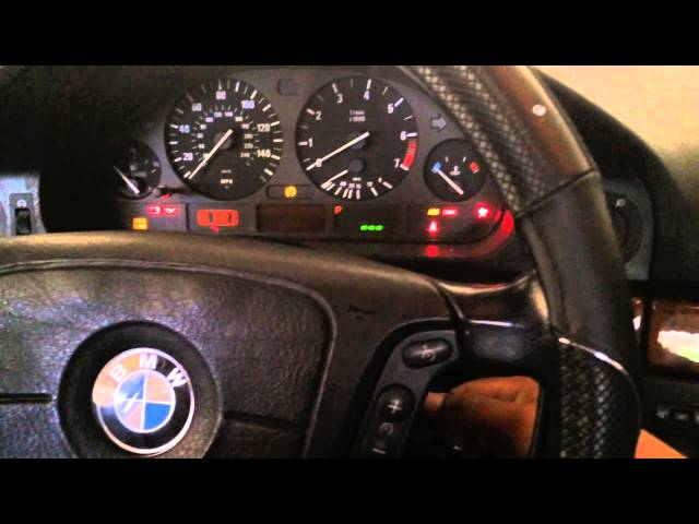 Bad Alternator Symptoms BMW 5 Series 3 Series E90 E39 528I ...