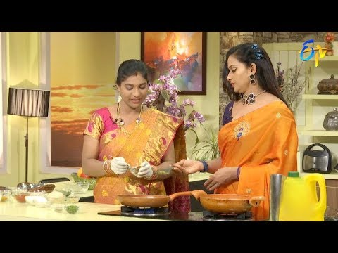 Telugu Ruchi | 13th August 2018 | Full Episode | ETV Telugu