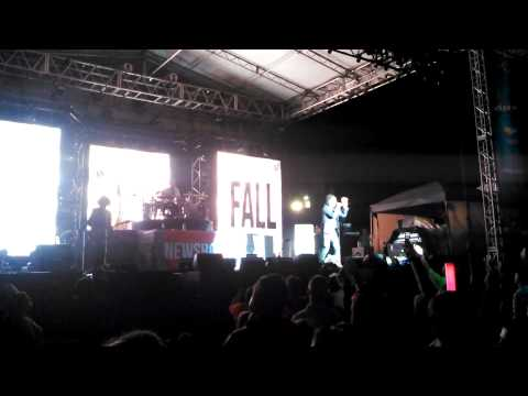 "Newsboys Live ""God's Not Dead"" Rogersville TN 2013"