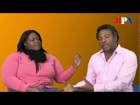 PRECIOUS SPEAKS ON VALENTINE'S DAY - BLACK PEOPLE NEWS INTERVIEW