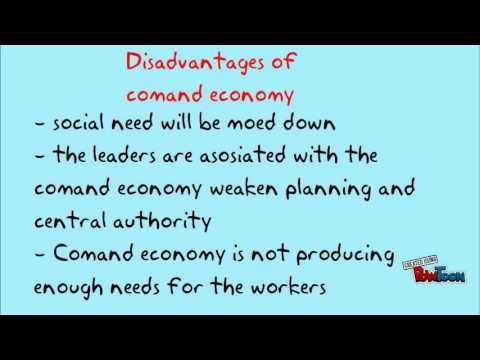 Command Economy Cuba